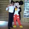 Avec Mickey