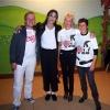 Avec L'association Lisa et l'un des créateur du Invincible Magazine