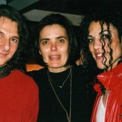 Avec Annie Pujol et Gerard Blanc