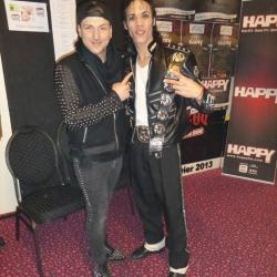 Avec Quentin Mosimann