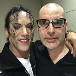 Avec Dario